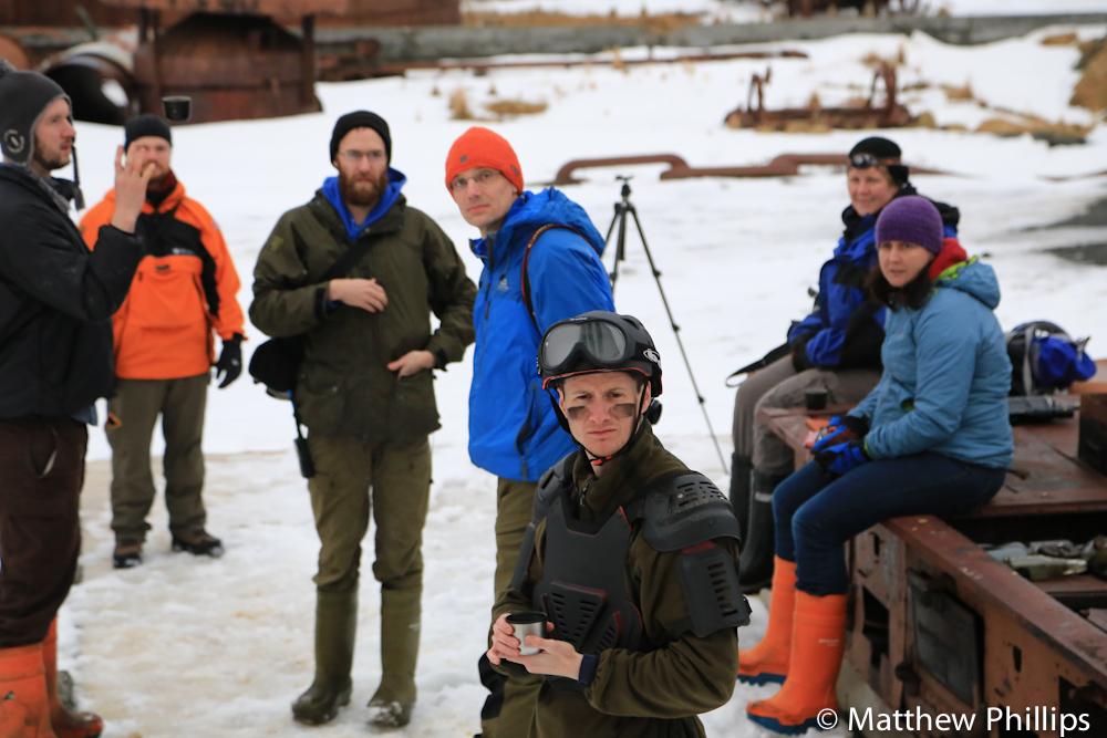 South georgia, Antarctica, 48hr Film competition