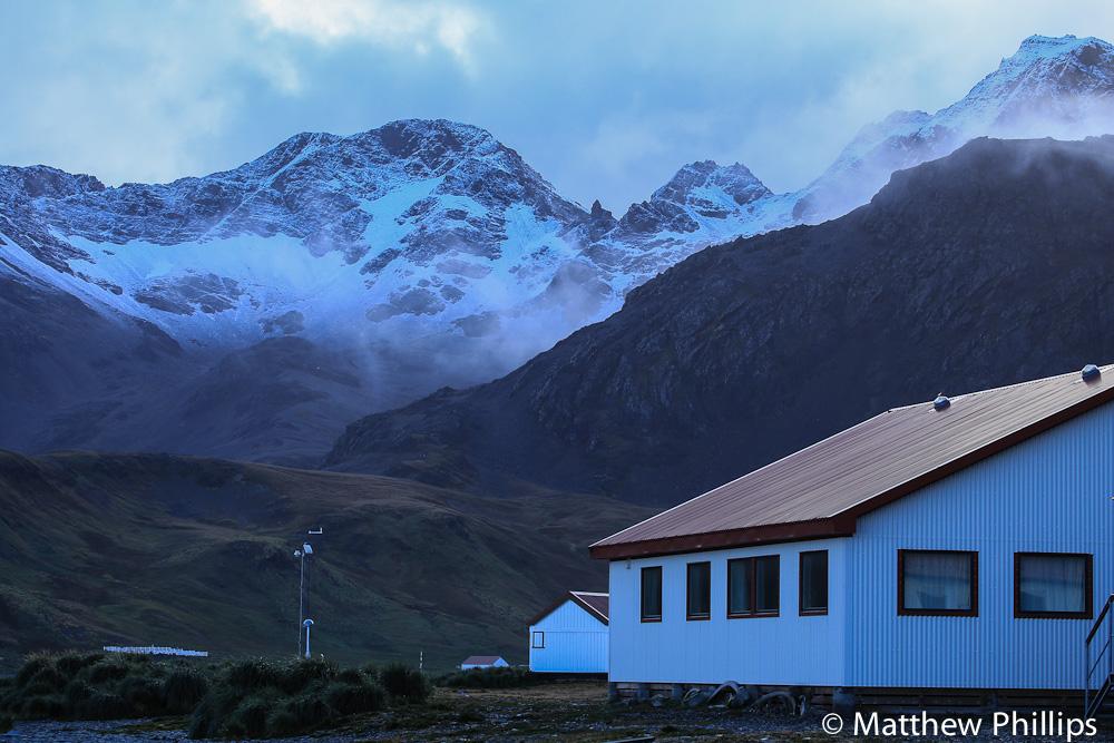 South Georgia, Antarctica, King Edward Point