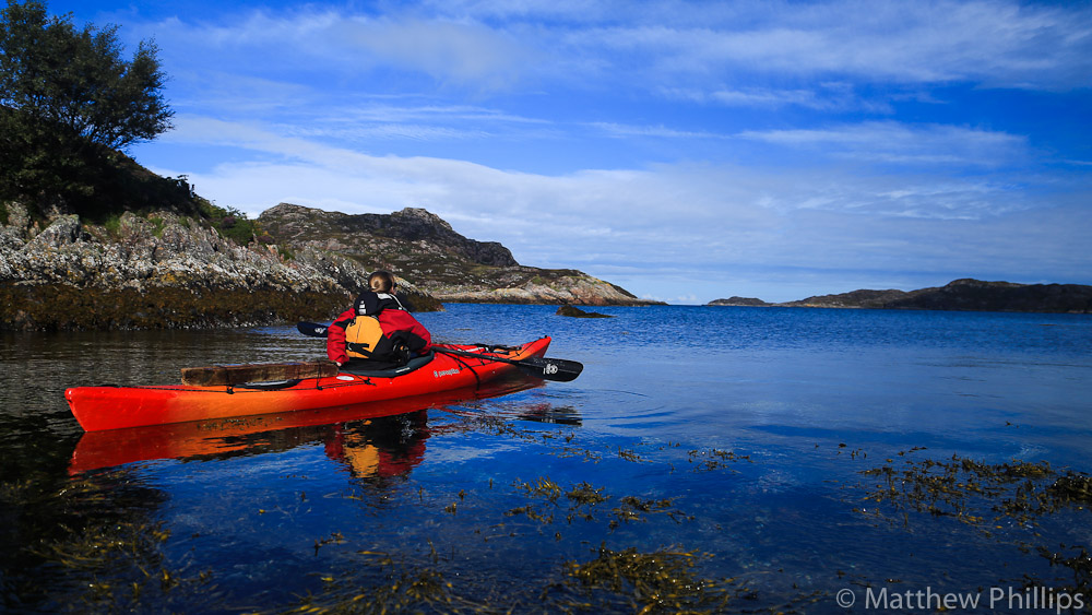 West coast, Scotland, sea kayaking-10
