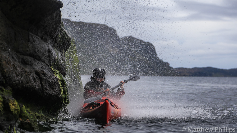 West coast, Scotland, sea kayaking-18