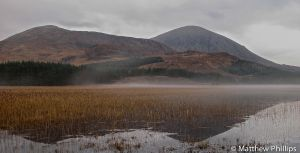Loch Cill Chriosed, Isle of Skye.