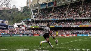 Hong Kong rugby 7's.