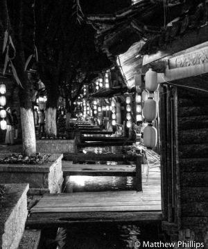 Lijiang Old Town. Yunnan Province.